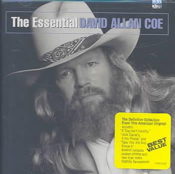 ESSENTIAL DAVID ALLAN COE BY COE,DAVID ALLAN (CD)