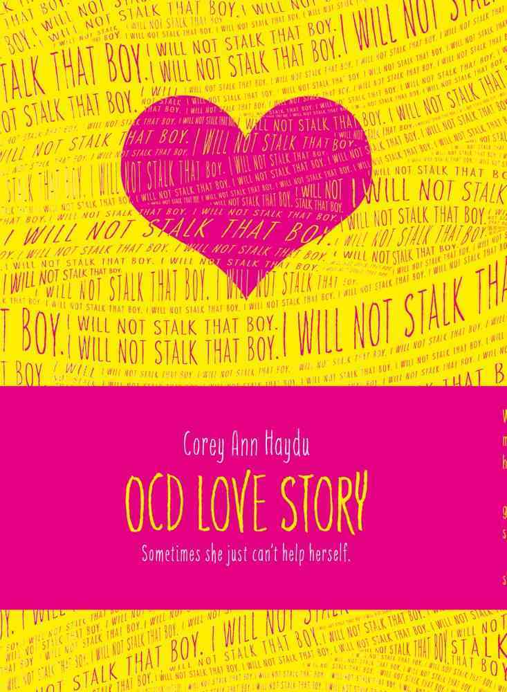 OCD Love Story By Haydu, Corey Ann